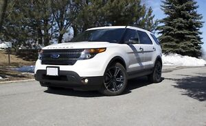 2014 Ford Explorer Sport TWIN TURBO 5.9 seconds 0-60