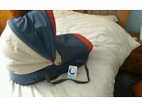 heritage carry cot