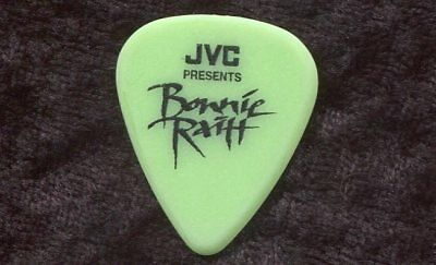 BONNIE RAITT early 1990's Concert Tour Guitar Pick!!! custom stage Pick