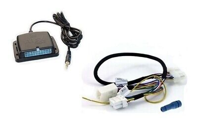 Auxiliary audio input interface. Add aux MP3 jack. For 04+ Nissan Infiniti radio - Nissan Auxiliary Input
