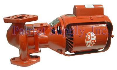 Bell Gossett 106189 100 Series Nfi Cast Iron Body Circulator Brand New