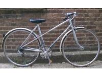 Vintage racing ladies bike MOTOBECANE VITUS frame size 20in - 10 speed, serviced - Welcome for ride