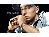 1x Eminem Glasgow ticket