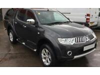 MITSUBISHI L200 2.4 2.5 DI-D BARBARIAN CrewCab WARRIOR TITAN FROM £45 PER WEEK!