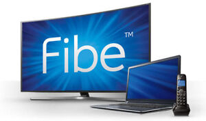 WOW! Bell 99$/m Trio Fibe TV & Internet 300 Mbps + Home Phone