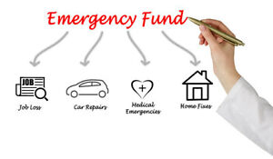 EMERGENCY FUNDS...???.WE HAVE IT.....