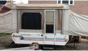 Tente roulotte starcraft Tent Trailer