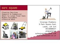 Cleaning Services Domestic & Commercial - Carpet Oven End of Tenancy - Small to Large Floor Care