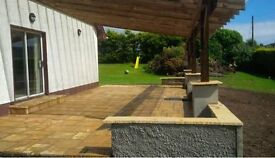 Patio paving slabs, only £11 per m2