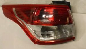 2013-2016 FORD ESCAPE TAIL LIGHT LENS AND HOUSING LH SIDE