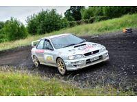 1999 Subaru Impreza sti version 5 rally sport alltrack rallycross