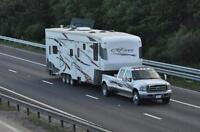 Busy RV delivery company seeks broker to join our team!