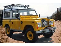 Wanted Land Rover series 2/3