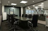 Professional Meeting Rooms Available From $50/Hour