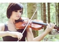 Violin lessons in Bristol