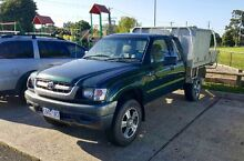 Toyota Hilux Extra Cab 4x4 Cab Chassis Oak Park Moreland Area Preview