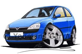 Vauxhall all models Wanted for parts