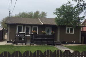 Beautiful Open Concept, Completely Renovated Bungalow