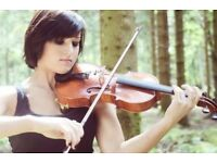 Violin lessons in Bristol (St. George) for children and adults