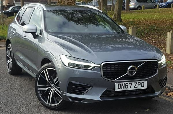 VOLVO XC60 2.0 T8 Hybrid R DESIGN Pro 5dr AWD Geartronic ...