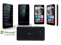 Microsoft Nokia Lumia 640 LTE O2