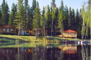 Lakefront House and Fishing Lodge for sale