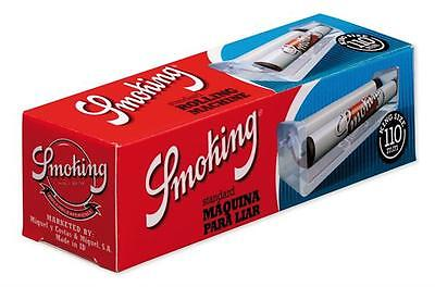 1x Smoking Drehmaschine King Size 110mm KS Rolling Machine Wickler Roller 11cm