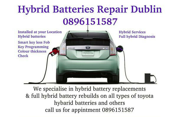 Hybrid Battery Repair & Reconditioned