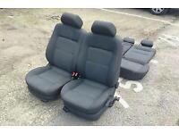 Volkswagen passat seats