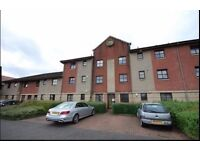1 x bedroom flat with private garden - clydebank