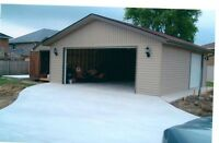 GARAGES/ADDITIONS & RENOVATIONS