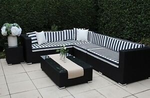 Wicker Lounge For Sale Kenmore Brisbane North West Preview