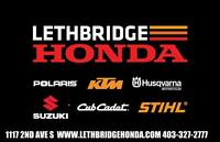 Full-Time Parts Technician Lethbridge Honda Centre LTD