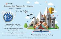 JOIN THE FUN - Trail Blazers Day Camp
