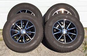 Ensemble de 4 mags RTX et pneus neufs 16'' à vendre