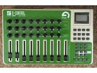 M audio evolution uc33 USB midi control