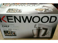 Boxed New Kenwood KM331 Classic chef RRP £239 Us £100 Bargain