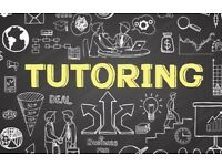 Tutoring for ages 5-11
