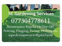 Local friendly & reliable gardener urmston stretford sale alrincham gardening fencing services