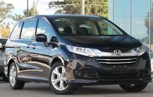 2015 Honda Odyssey Wagon Darwin CBD Darwin City Preview