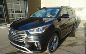 Demo 2018 Hyundai Santa Fe XL Ultimate was $50451 now $41488