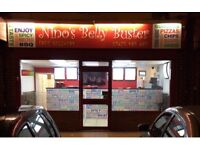Takeaway for sale Mansfield NG182DP