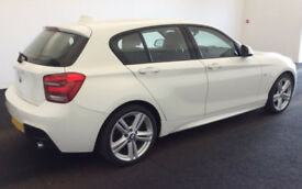 2013 BMW 120D 2.0 M-SPORT GOOD / BAD CREDIT CAR FINANCE AVAILABLE