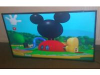 LG 43 inch led smart HD tv excellent condition fully working with remote control