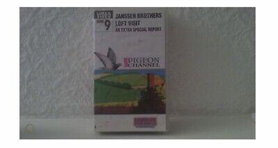 Jansen Loft Visit , Racing Pigeon Dvd