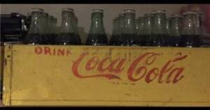 Coke collectables- full crate of 24 fl oz bottles!! Bell Post Hill Geelong City Preview