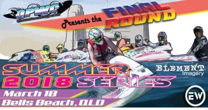 Jetski Racing 18th March at Redcliffe  bring