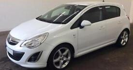 Vauxhall/Opel Corsa 1.4i 16v ( 100ps ) ( a/c ) 2011.5MY SRi- FROM £22 PER WEEK!