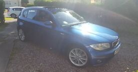 BMW 1 series -call 07703421327