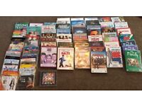 Good Collection of 85 DVD's ETC